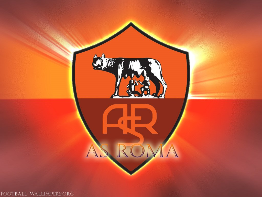 AS Roma Logo Team